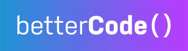 betterCode 2020