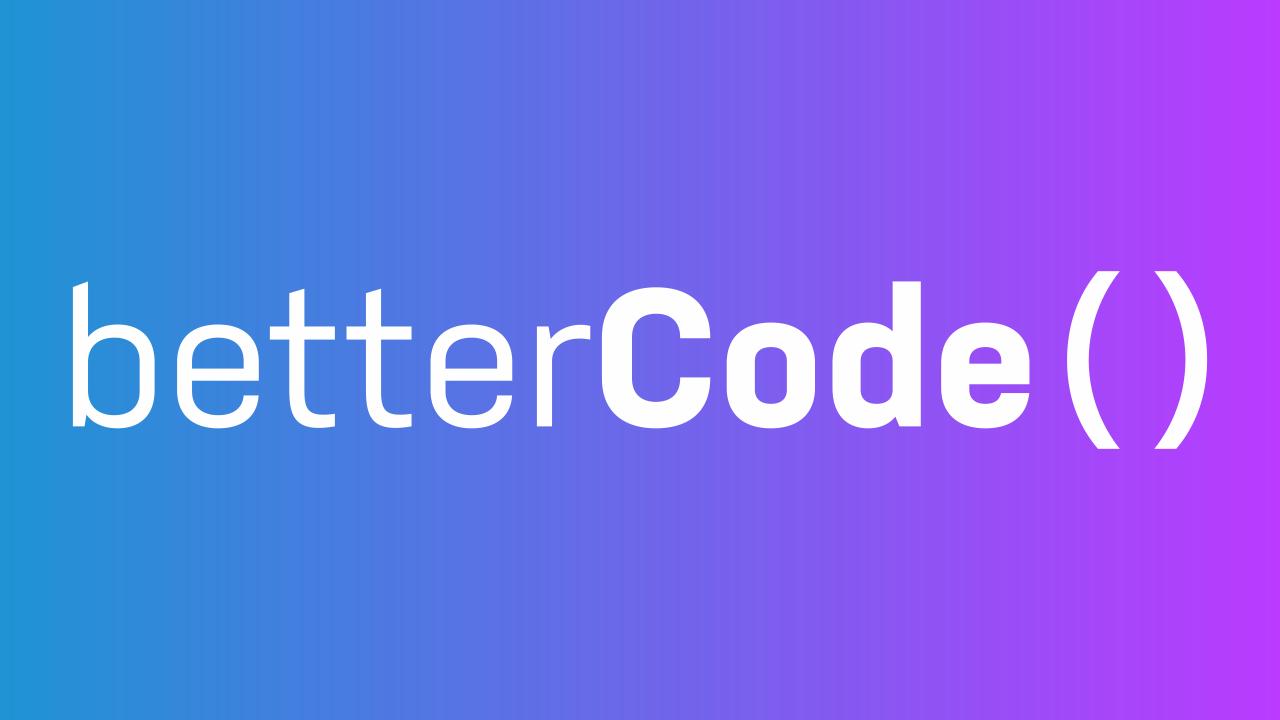betterCode_Logog